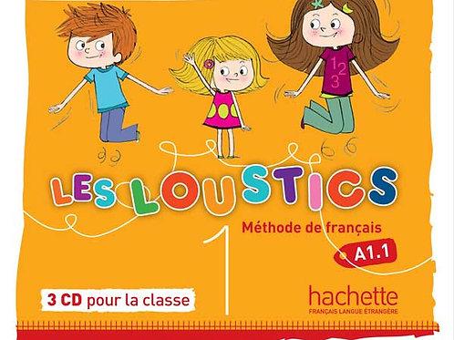 LES LOUSTICS-1/CD AUDIO CLASSE