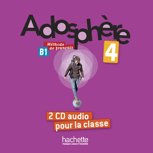 ADOSPHERE-4/CD AUDIO CLASSE (X2)