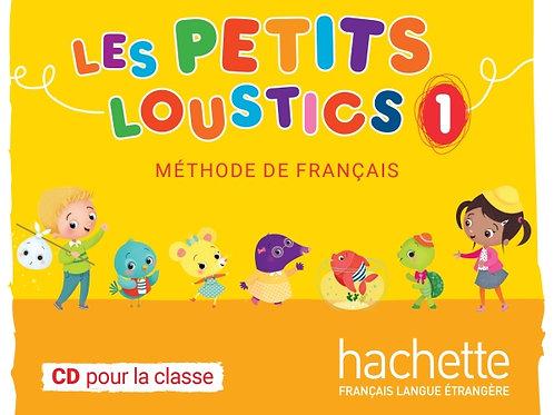 LES PETITS LOUSTICS-1/CD CLASSE (1 CD MP3)