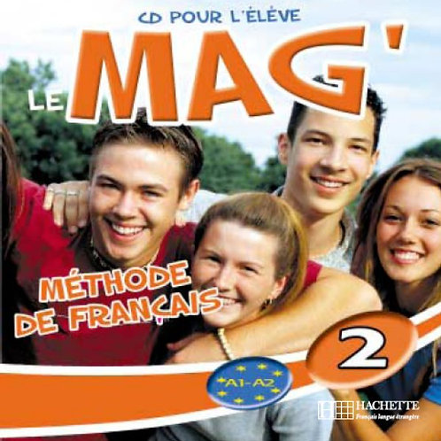 LE MAG'-2/CD AUDIO ELEVE