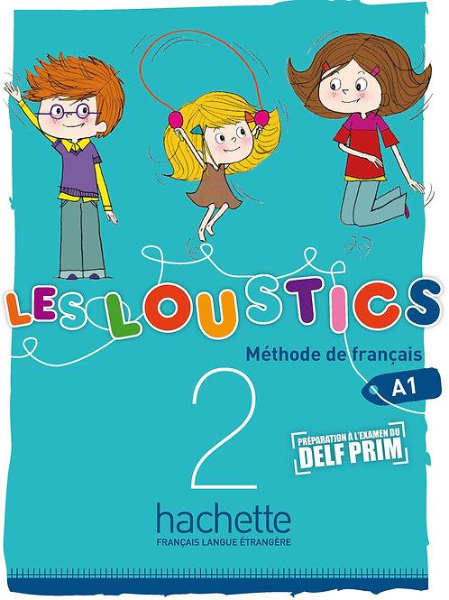 LES LOUSTICS-2/LIVRE DE L'ELEVE