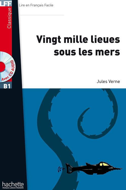 VINGT MILLE LIEUES SOUS LES MERS(+CD MP3)