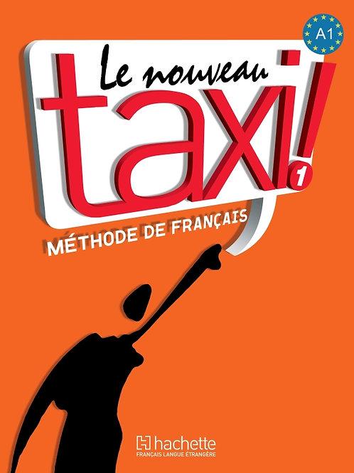 LE NOUVEAU TAXI!-1/LIVRE DE L'ELEVE+DVD-ROM