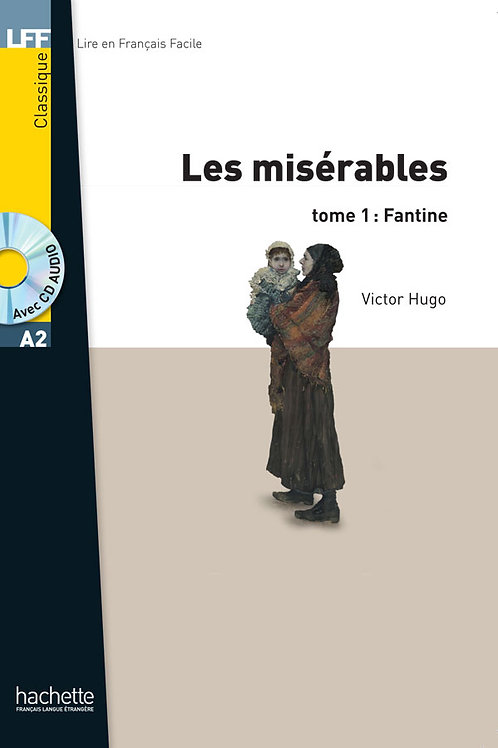 LES MISERABLES-1/FANTINE (+CD MP3)