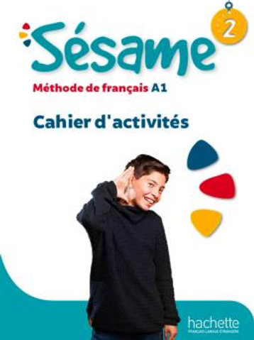 SESAME-2/CAHIER D'ACTIVITES+CD AUDIO