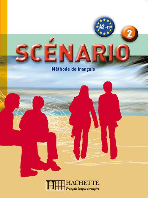 SCENARIO-2/LIVRE DE L'ELEVE+CD AUDIO