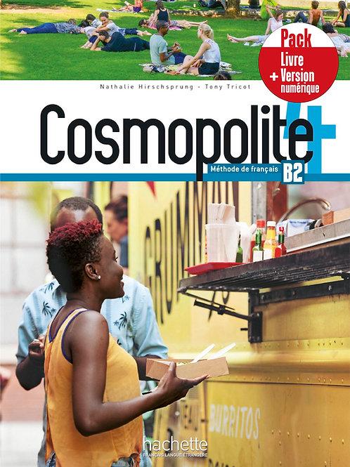 COSMOPOLITE-4/PACK LIVRE+VERSION NUMERIQUE