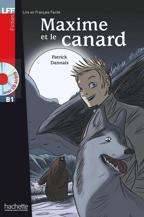 MAXIME ET LE CANARD(+CD)