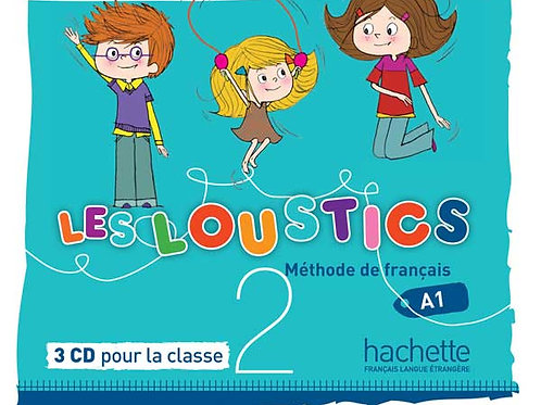 LES LOUSTICS-2/CD AUDIO CLASSE
