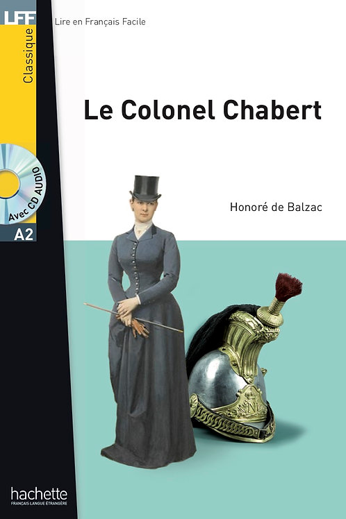 LE COLONEL CHABERT+CD AUDIO MP3