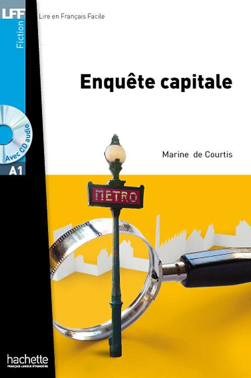 ENQUETE CAPITALE (+CD MP3)