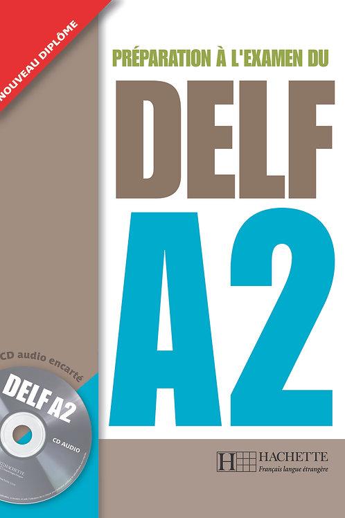NOUVEAU DELF-A2(LIVRE+CD)