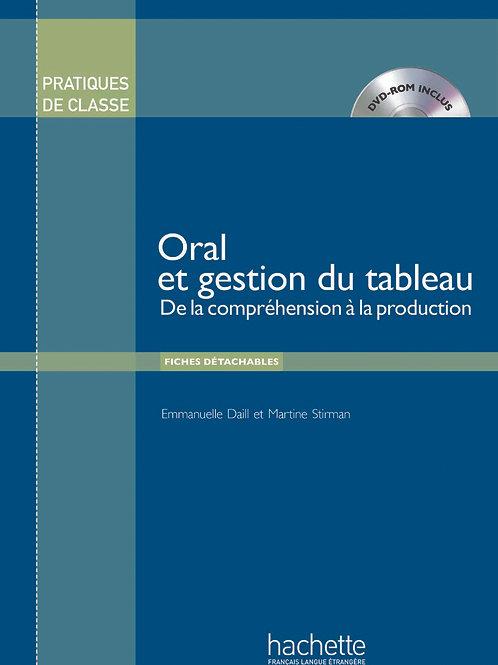 PDC/ORAL ET GESTION DU TABLEAU (LIVRE+DVD-ROM)