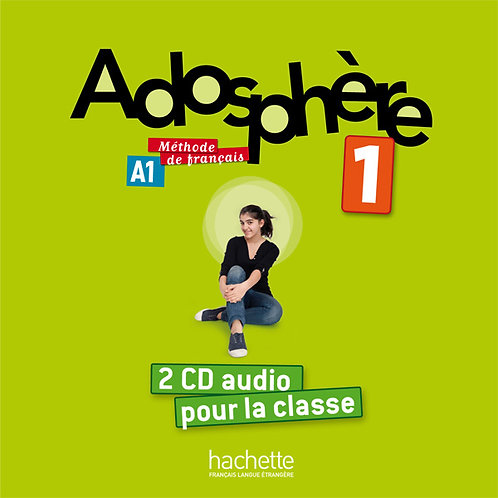 ADOSPHERE-1/CD AUDIO CLASSE (X2)