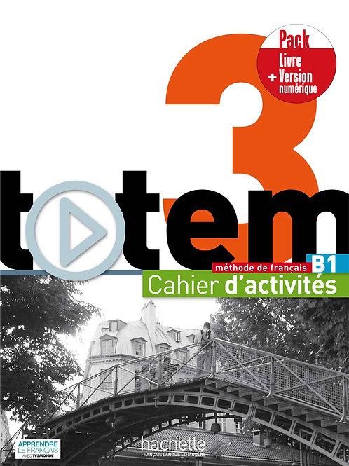 TOTEM-3/PACK CAHIER+VERSION NUMERIQUE