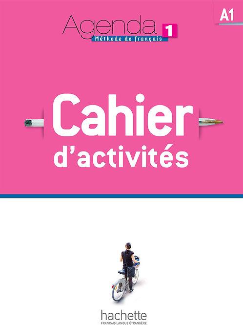 AGENDA-1/CAHIER D'ACTIVITES + CD AUDIO
