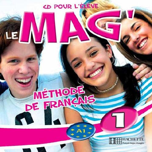 LE MAG'-1/CD AUDIO ELEVE
