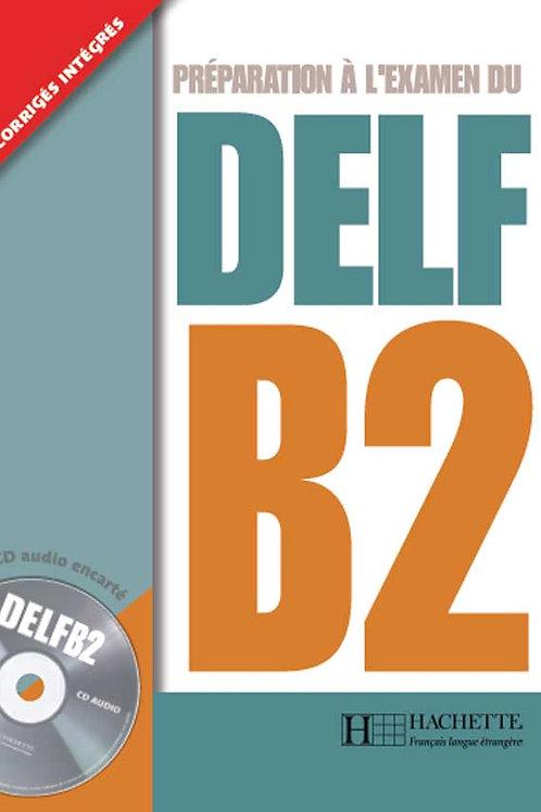NOUVEAU DELF-B2(LIVRE+CD)