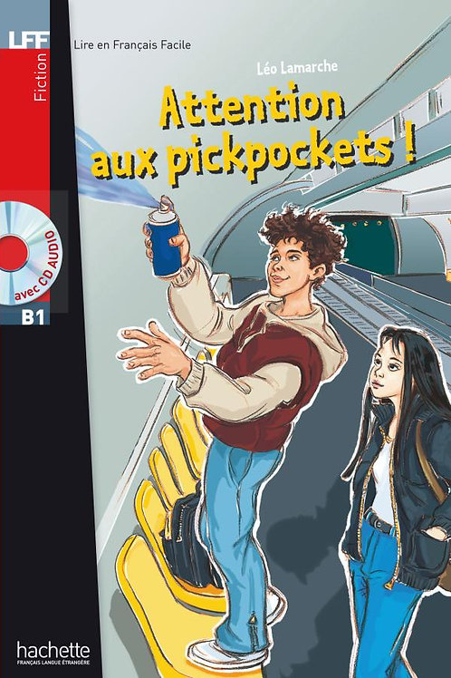 ATTENTION AUX PICKPOCKETS!(+CD)