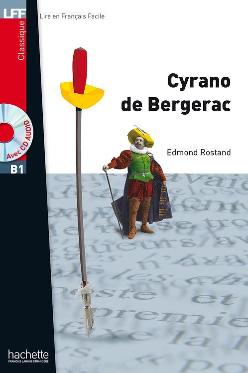 CYRANO DE BERGERAC (+CD MP3)