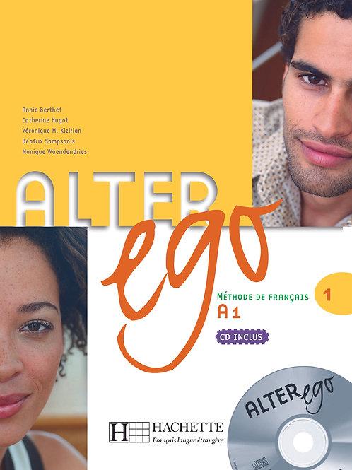 ALTER EGO-1/LIVRE DE L'ELEVE + CD AUDIO