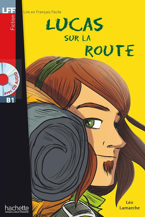LUCAS SUR LA ROUTE(+CD)
