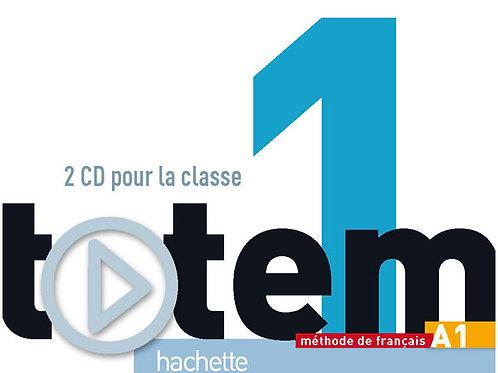 TOTEM-1/CD AUDIO CLASSE