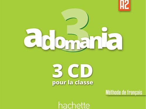 ADOMANIA-3/CD AUDIO CLASSE