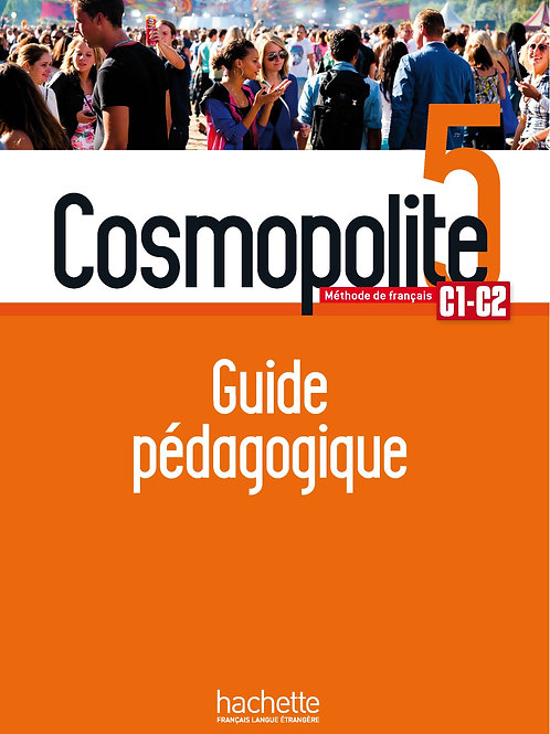COSMOPOLITE-5/GUIDE PEDAGOGIQUE+AUDIO (TESTS) TELECHARGEABLE