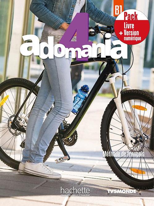 ADOMANIA-4/PACK LIVRE+VERSION NUMERIQUE
