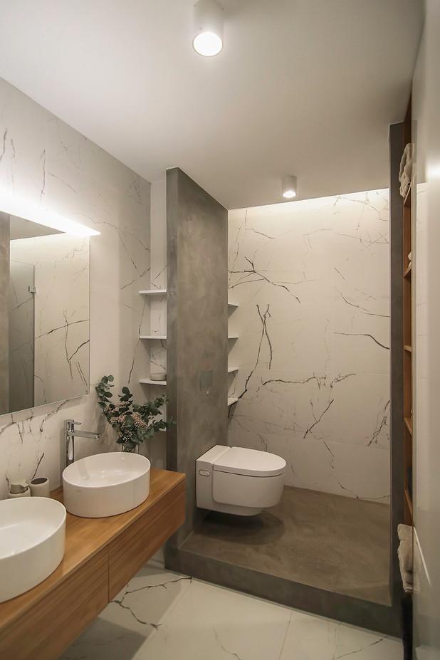 Rekonstrukce koupelen, Brno