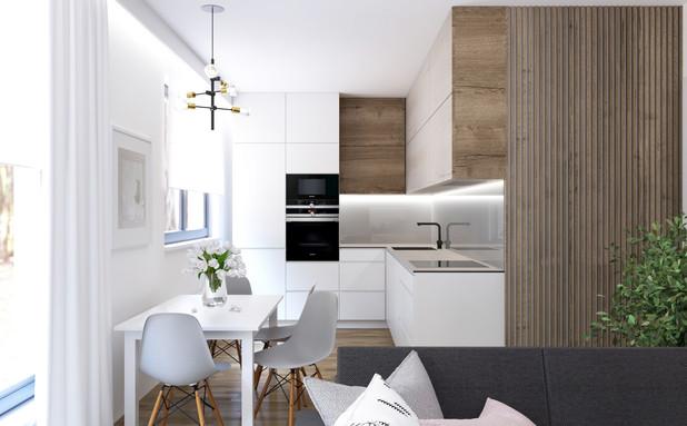 Návrh interiéru bytu, Praha