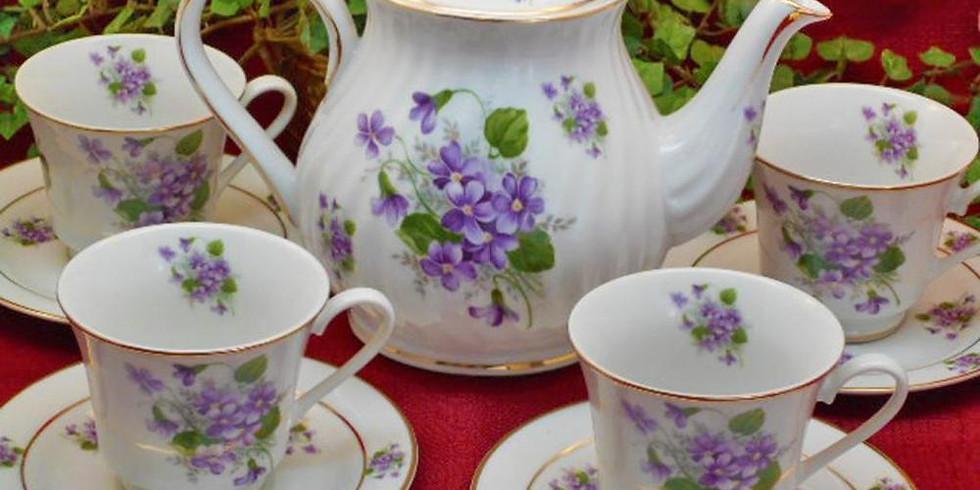 Tea & Coffee Meeting