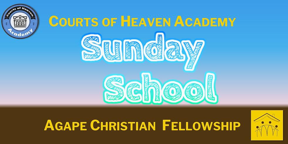 Sunday School & Youth Group