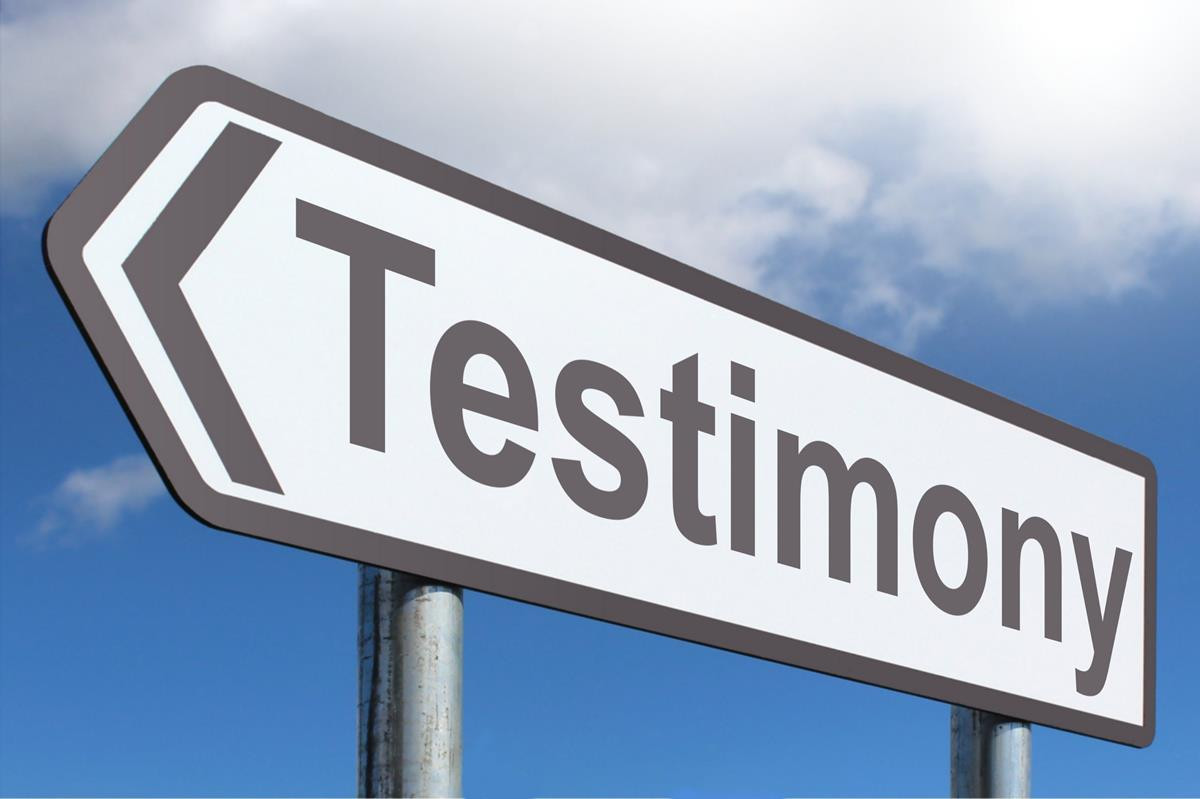 Testimony | Agape Christian Fellowship | Lynn Hardy | Courts of Heaven