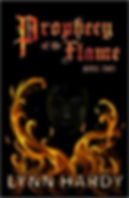 Prophecy of the Flame Romance Book