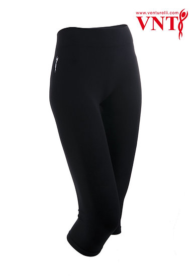 VNT Venturelli Capri Leggings, Black