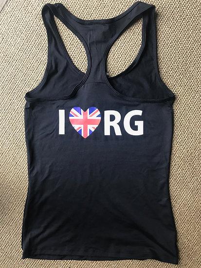 I Love RG Training Top