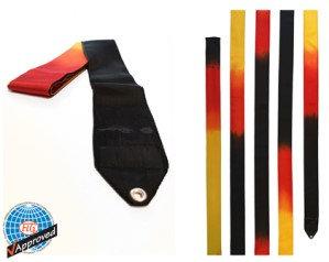 Venturelli 6m Senior FIG Ribbon - Multi colour