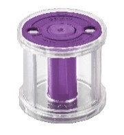 Indigo Ribbon Roller Purple