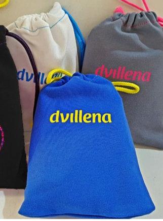 Dvillena Toe Shoe Bag - Coloured