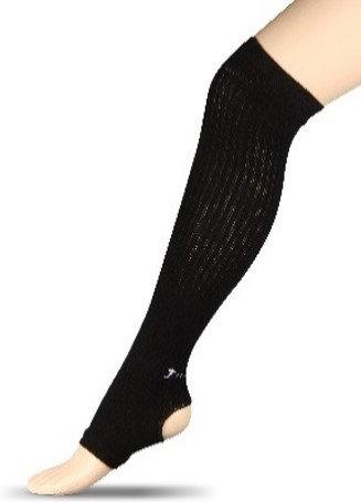 Indigo Compression Leg Warmers