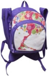 Indigo Childs Rucksack with Ribbon/Clubs holders