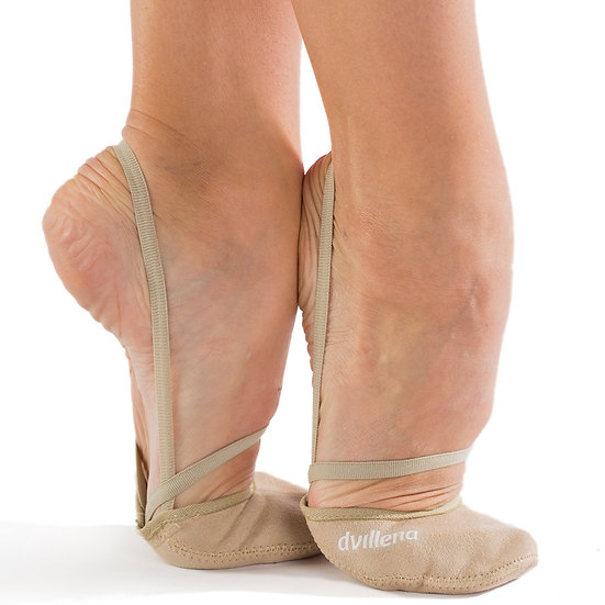 Dvillena Africa Competition Toe Shoe (Taupe)