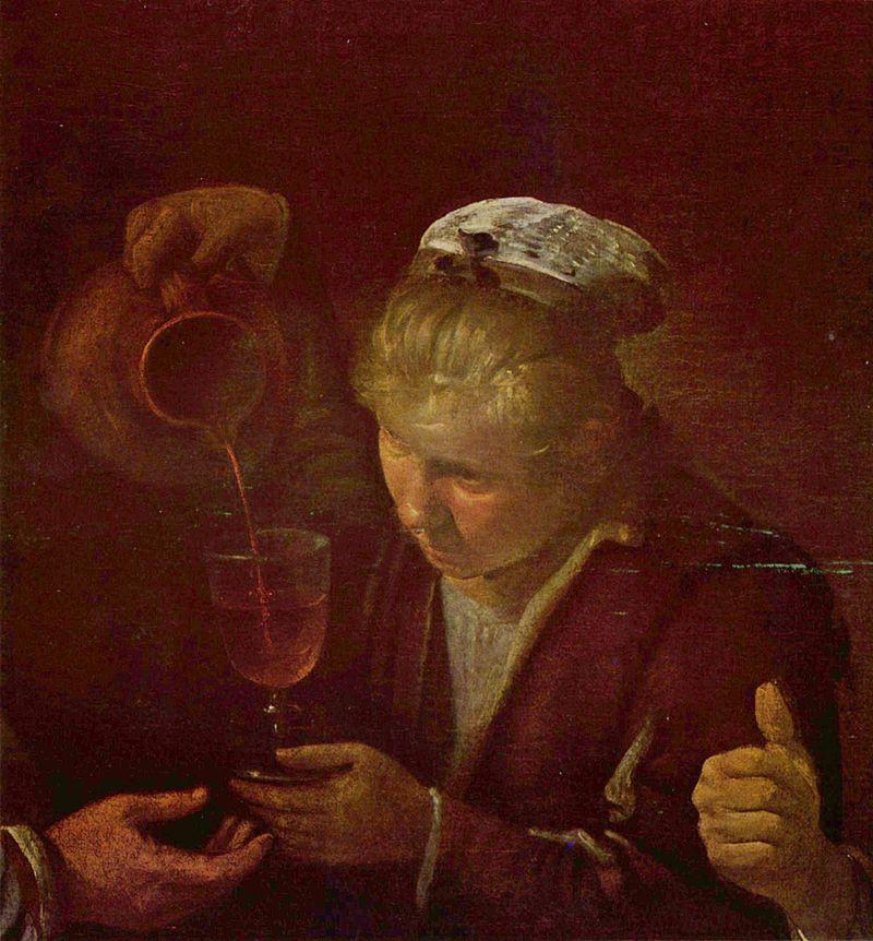 """Diego Velázquez """"Le déjeuner"""""""