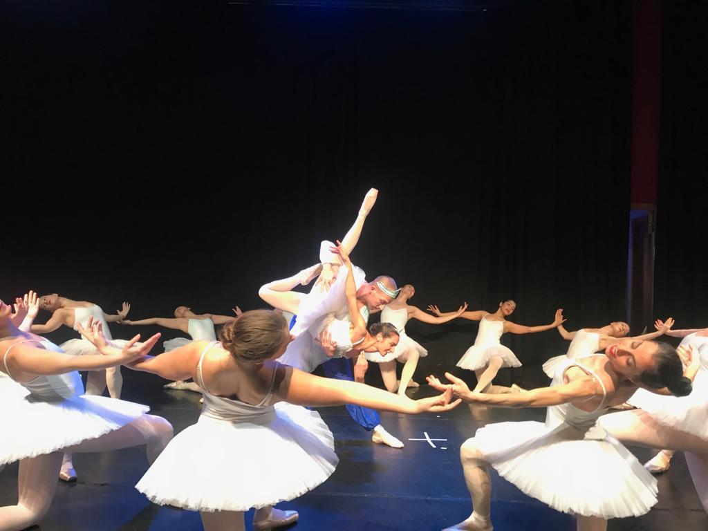 Bayadere ballet