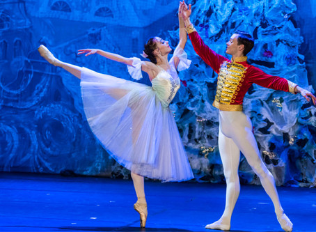 What Christmas would it be without the magic of The Nutcracker?