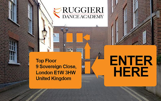 RDA - Perfoming Arts Dance School, Contact Us