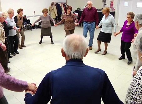 All the benefits of dance in old age!