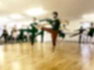 ballet classes london